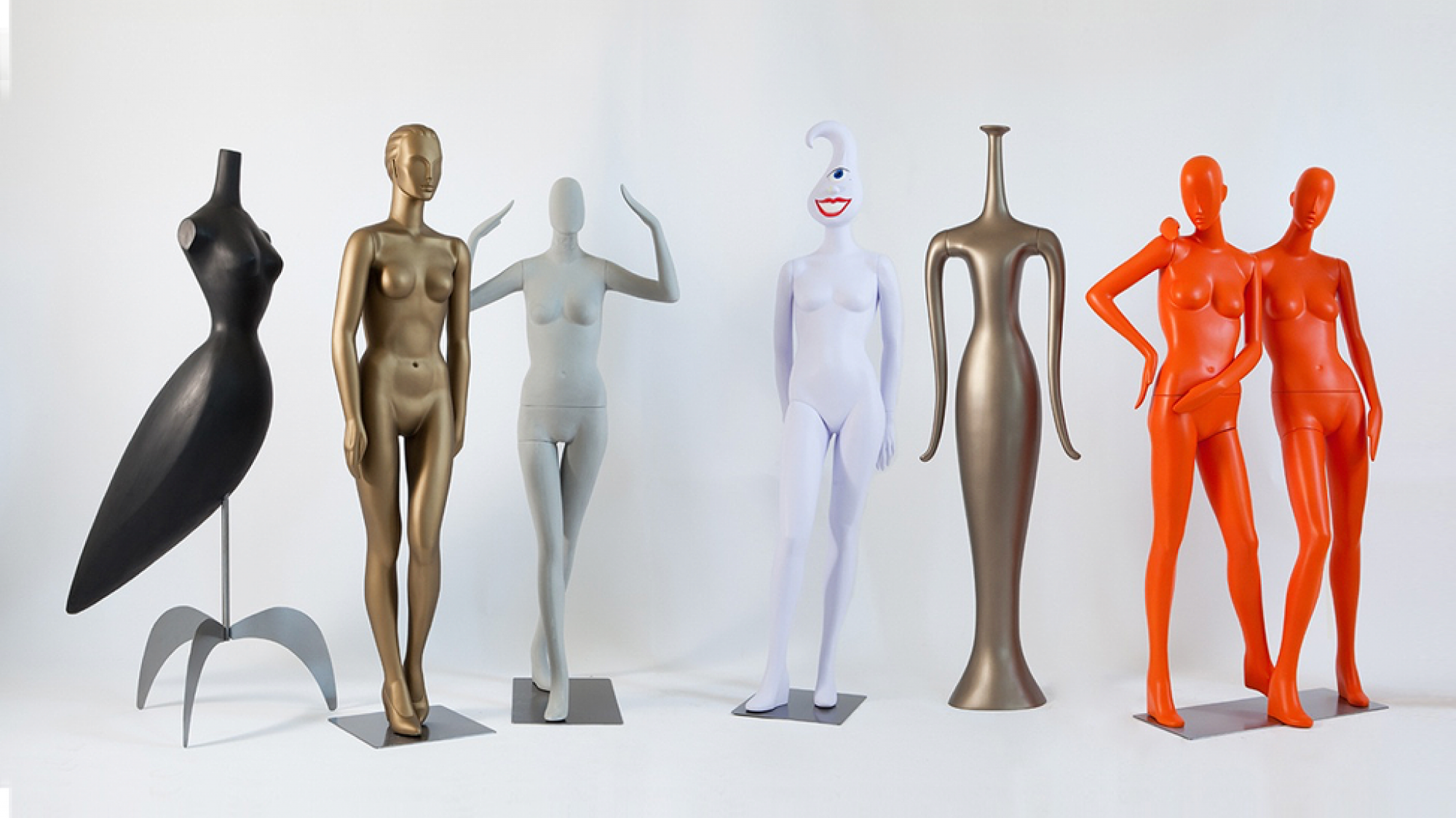 Come to the RNDD Gallery Walk to see what Ralph Pucci's fabulous mannequins have to do with our concept. (Image: VisionaireWorld)