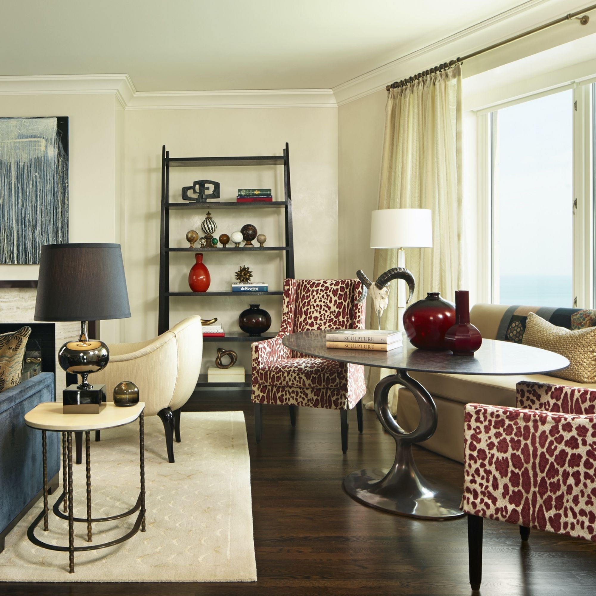 Pied a Terre Living Room1